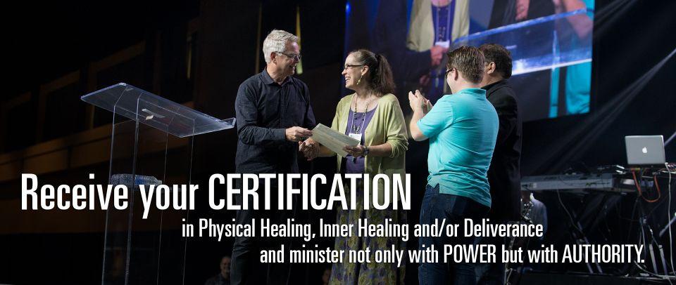 Healing Certification Online Training - Healing Certification